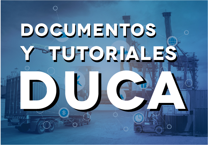 tutoriales DUCA
